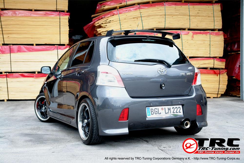 Trc Tuning Corporations Germany E K Toyota Lexus Mazda Tesla Tuning Developments Rear