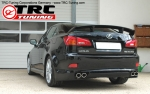 TRC Executive Sports Heckspoiler Freistehend Lexus IS & IS-F XE2(a)