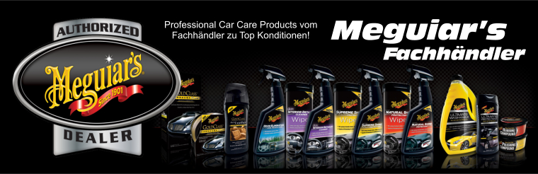 Meguiars professional Car Care Products
