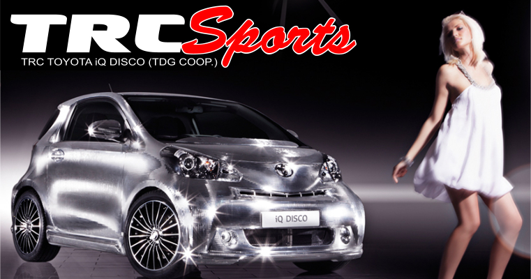 TRC-Tuning Toyota iQ Disco Cooperation with TDG