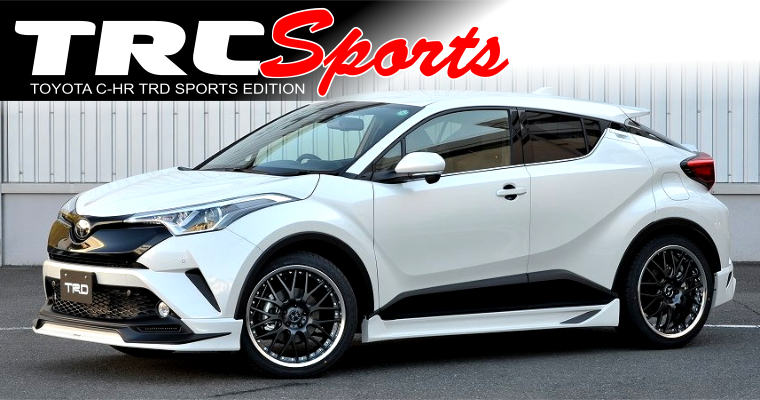 TRC-Tuning Toyota C-HR TRD Sports Edition