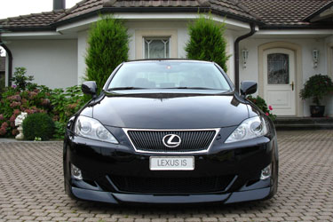 TRC Lexus IS
