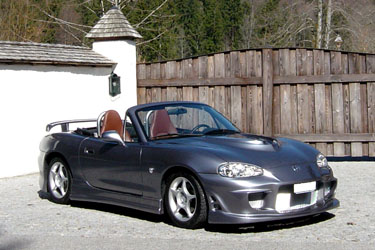 TRC MAZDA MX-5 Miata NB Roadster