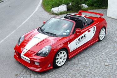 TRC TOYOTA MR-2 W3 Roadster