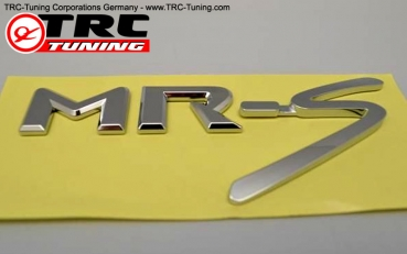 Toyota MR-S Spyder Japan Emblem Logo