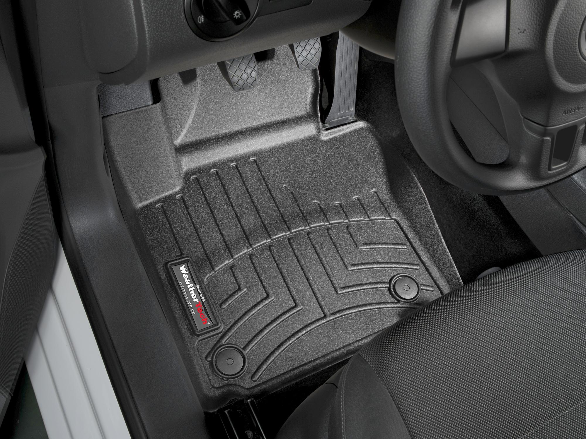 Caddy Maxi Life Fußmatten für VW Caddy Life Caddy IV