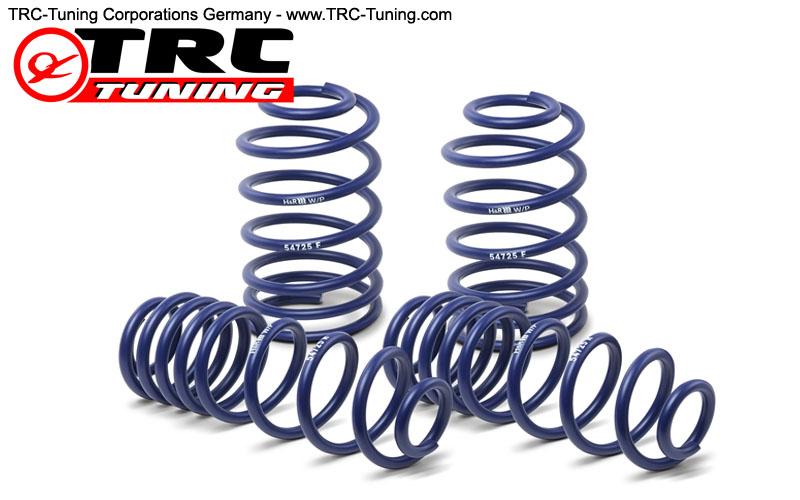 H/&R 29218-1 Performance Spring Set