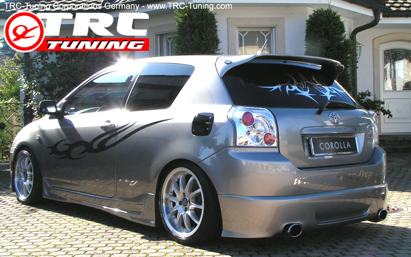 Trc Tuning Corporations Germany E K Toyota Lexus Mazda Tesla