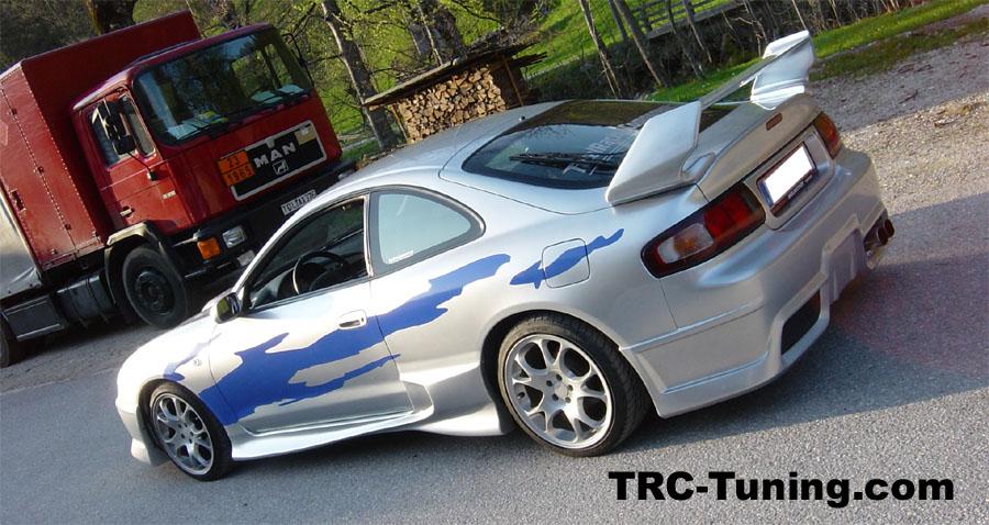 Trc Tuning Corporations Germany E K Toyota Lexus Mazda Tesla Tuning Developments Trc Performance Trc Gt Sports Rear Wing Spoiler Toyota Celica T20 3 Pieces