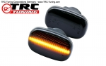 LED Klarglas Seitenblinker Set TOYOTA / LEXUS (Aktuelle Modelle) (New Version - Smoked)
