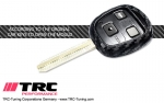 TOYOTA Key-Cover (Carbon-Look)