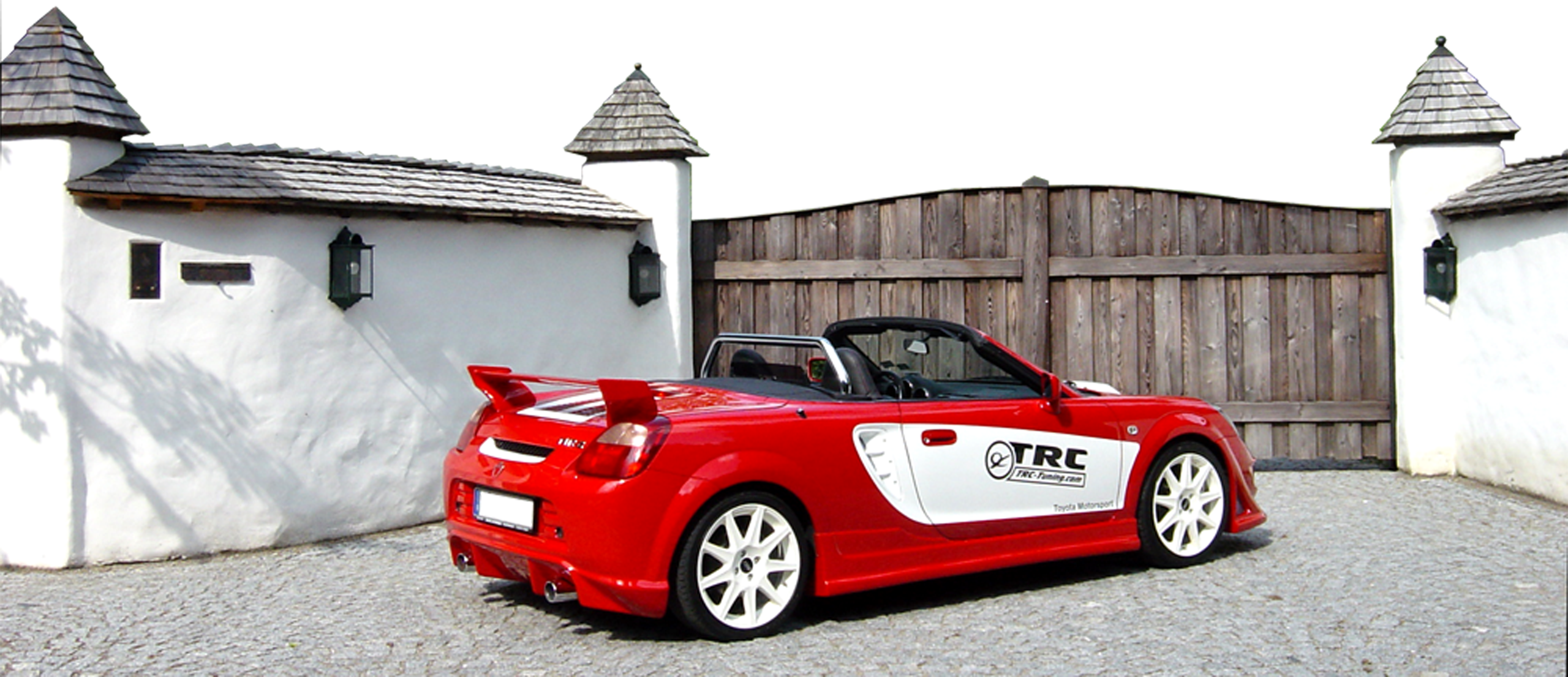 TRC-Tuning TOYOTA MR-2 W3 TTE Roadster
