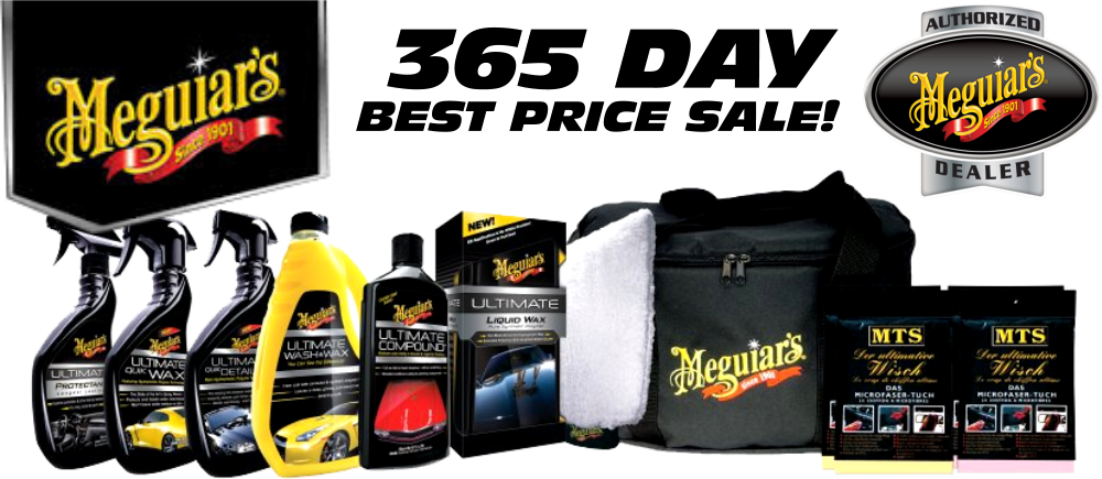 TRC Meguiars 365 Days Best Price Sale