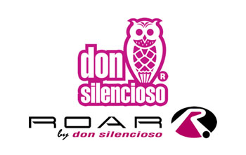 ROAR by Don Silencioso Logo
